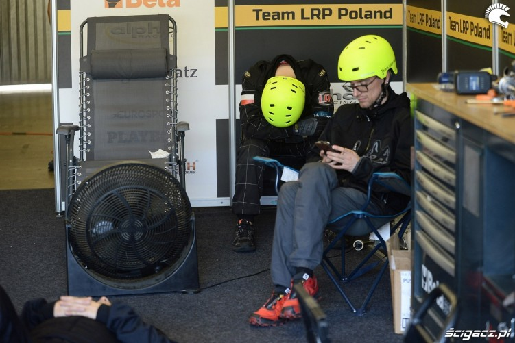Le Mans 24h Team LRP Poland 2018 23