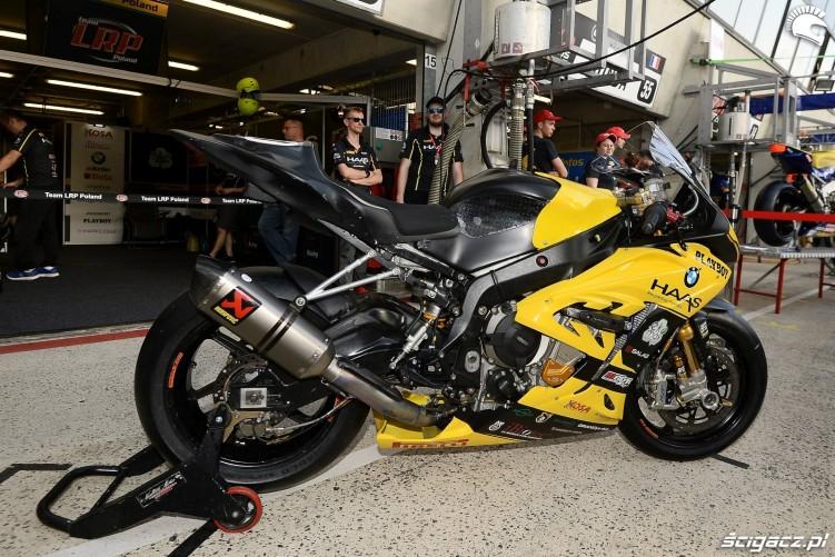 Wyscigi motocyklowe BMW S1000RR EWC 2018 18