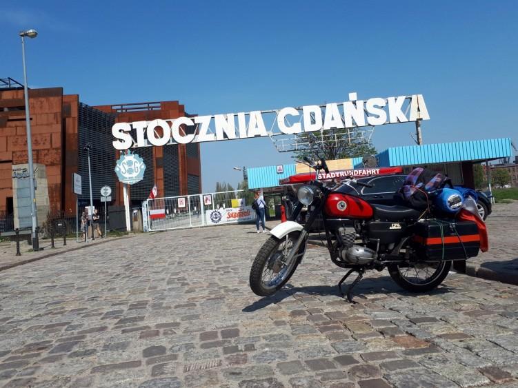 WSK 125 Stocznia Gdanska
