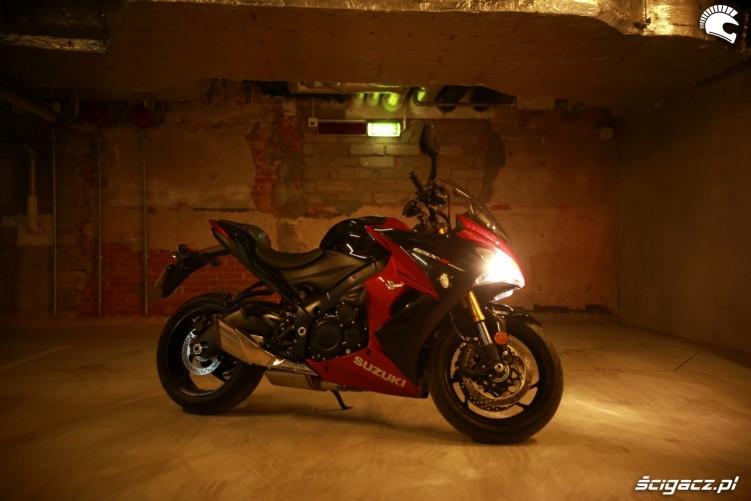 GSX S1000F noc