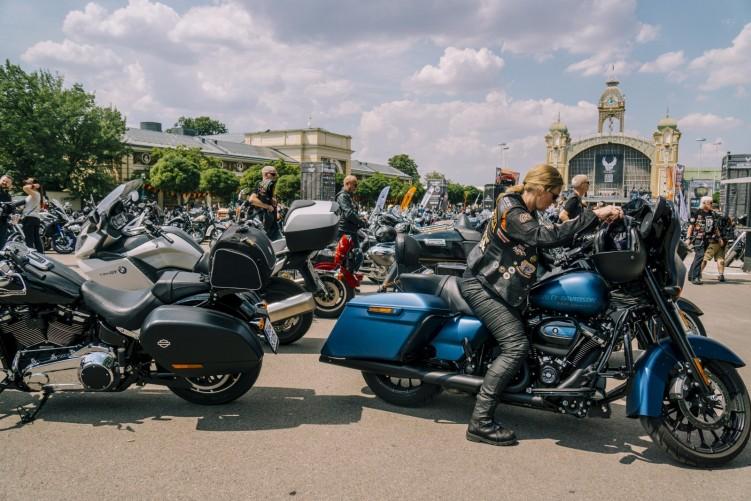 115 rocznica Harley Davidson w Pradze 2018 03