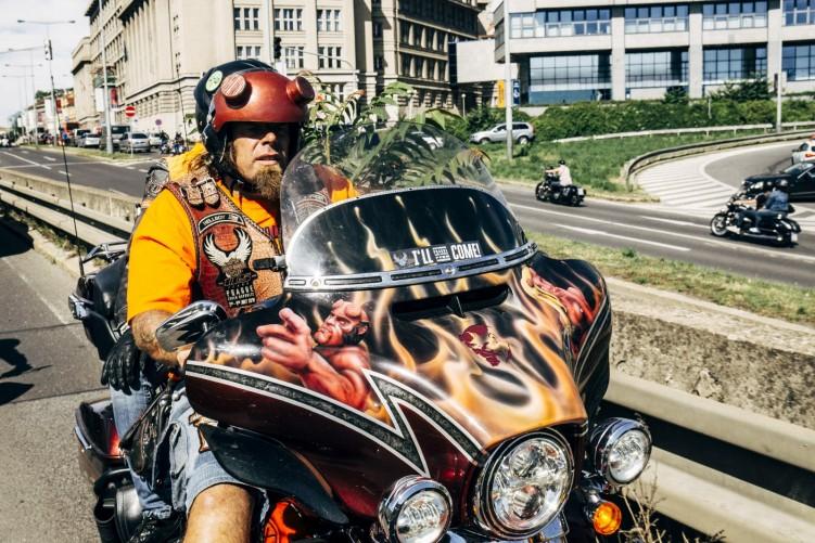 115 rocznica Harley Davidson w Pradze 2018 10