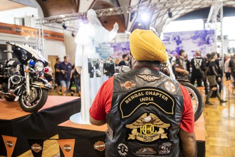 115 rocznica Harley Davidson w Pradze 2018 24