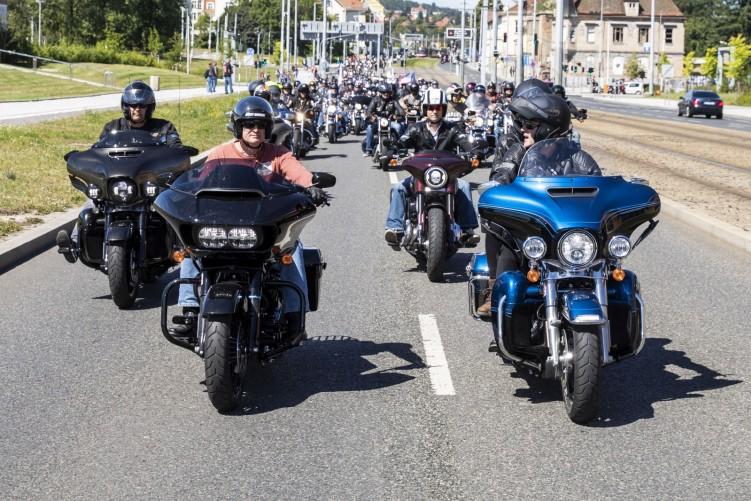 115 rocznica Harley Davidson w Pradze 2018 26