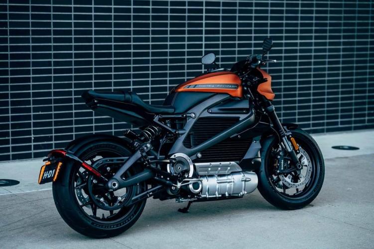 Harley Davidson LiveWire3
