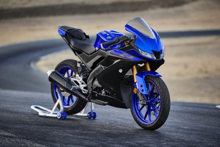 Yamaha YZF R 125 2019 5