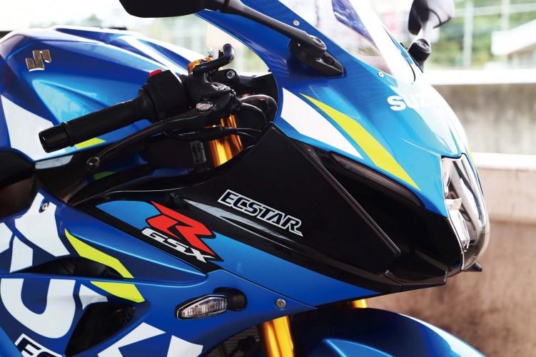 2019 Suzuki GSX R 1000 action 23