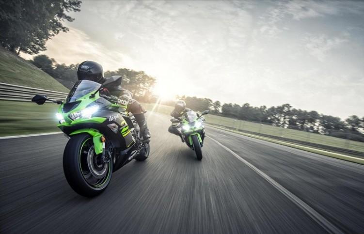 Kawasaki zx 6R 2019 8