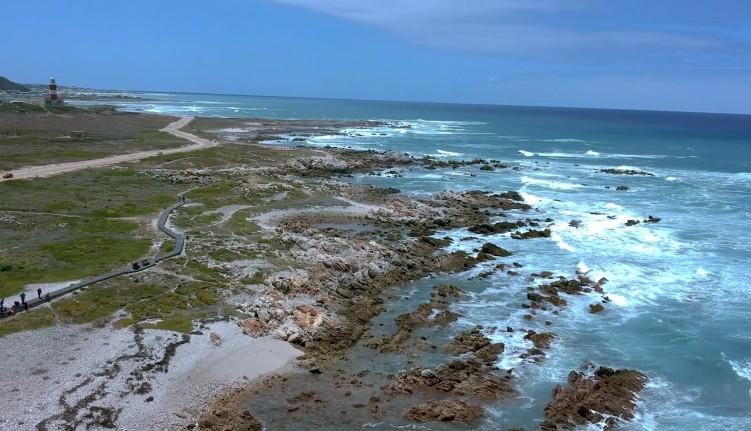 Afryka Ocean Przyladek Igielny