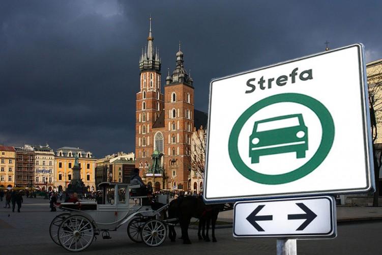 Strefa Czystego Transportu Krakow