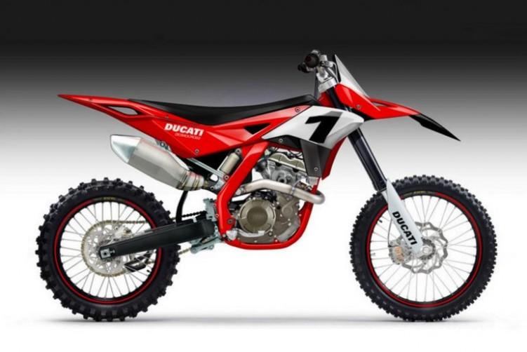 ducati 450 motocross oberdan bezzi