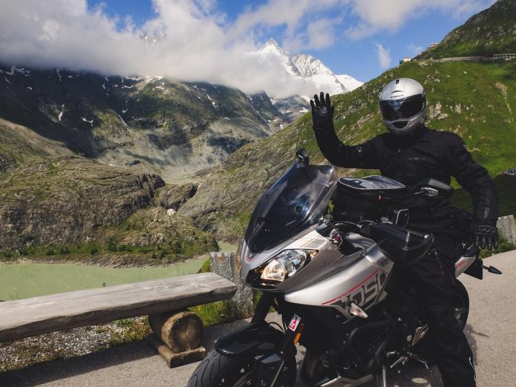 Alpejska Przygoda z Triumphem 01