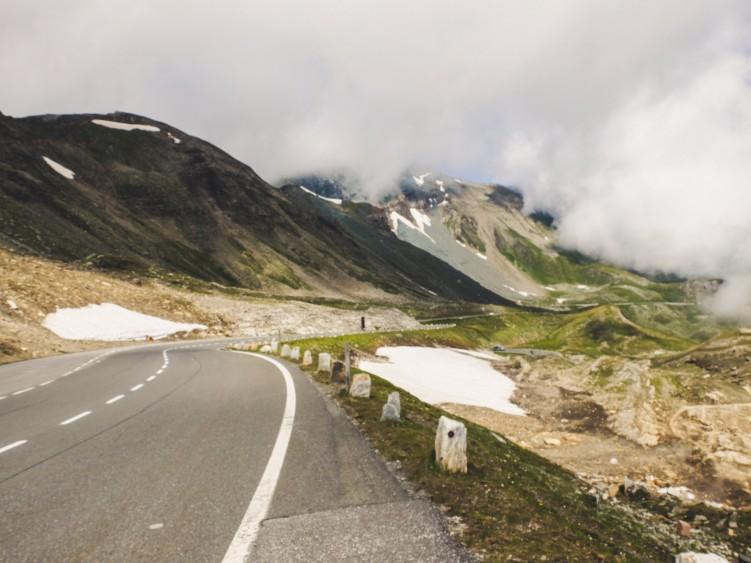 Alpejska Przygoda z Triumphem 02