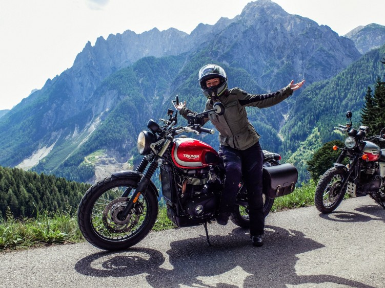 Alpejska Przygoda z Triumphem 08