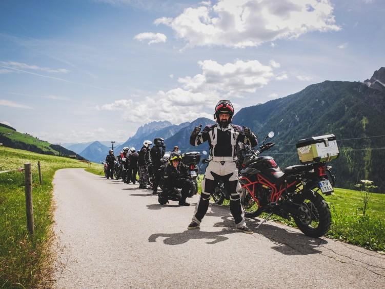 Alpejska Przygoda z Triumphem 09