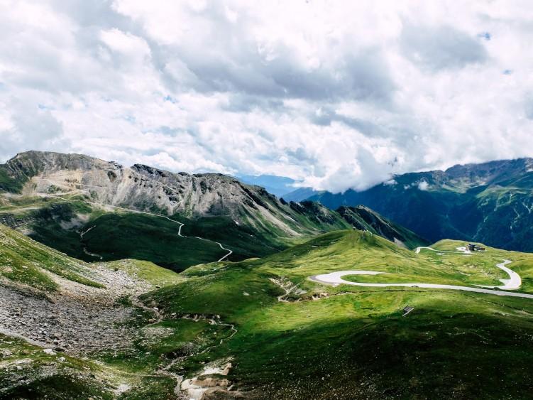 Alpejska Przygoda z Triumphem 13