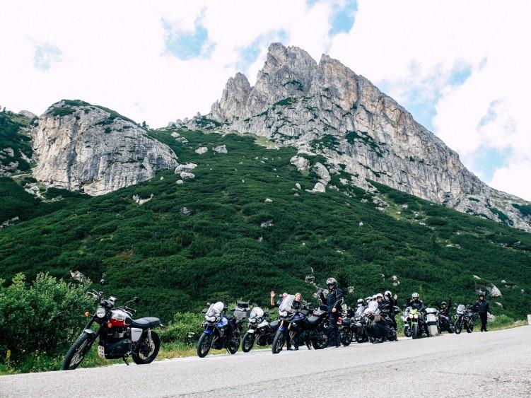 Alpejska Przygoda z Triumphem 15