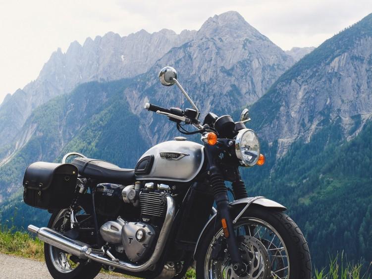 Alpejska Przygoda z Triumphem 16