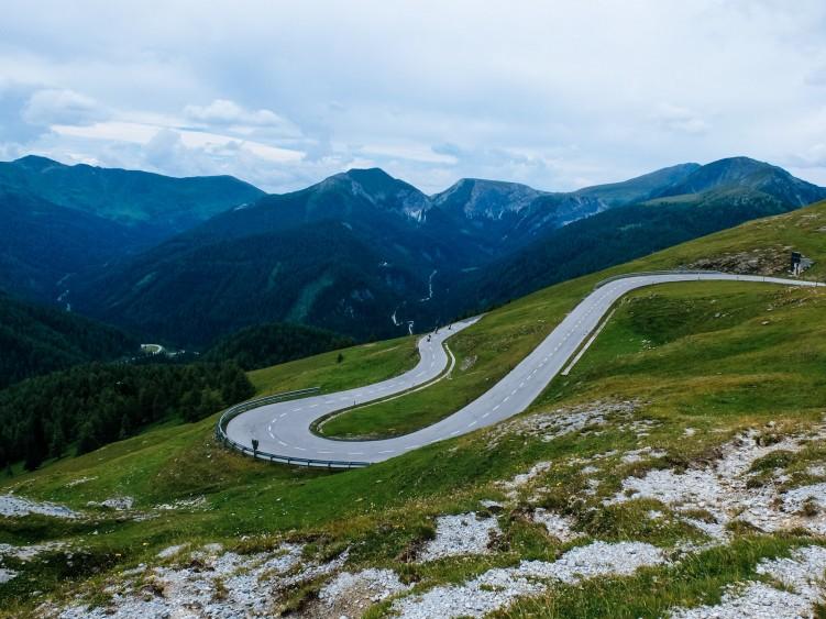 Alpejska Przygoda z Triumphem 20