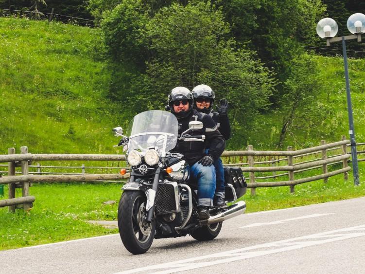 Alpejska Przygoda z Triumphem 21