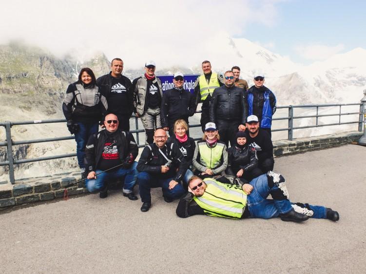 Alpejska Przygoda z Triumphem 23