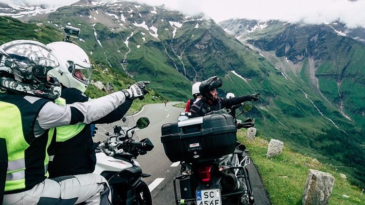 Alpejska Przygoda z Triumphem 24