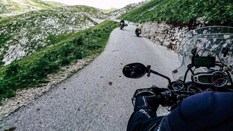 Alpejska Przygoda z Triumphem 25