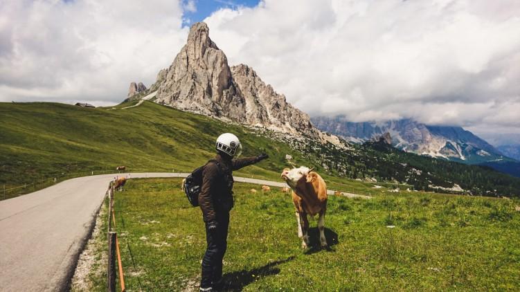 Alpejska Przygoda z Triumphem 27