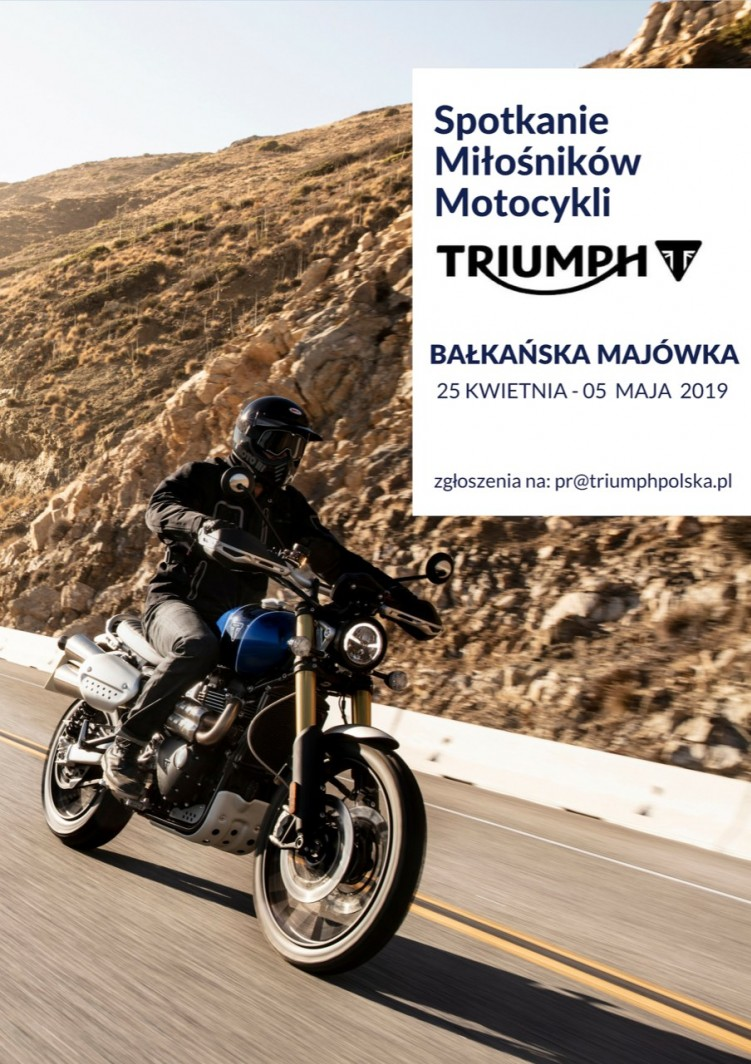 Balkanska Majoowka z Triumphem