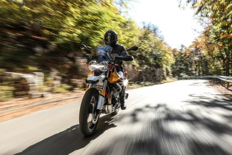 57 Moto Guzzi V85 TT