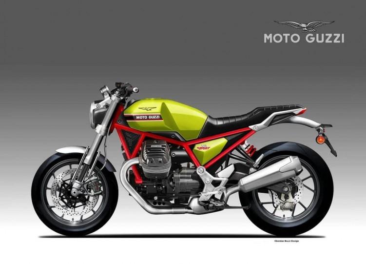 Moto Guzzi V8 Sport