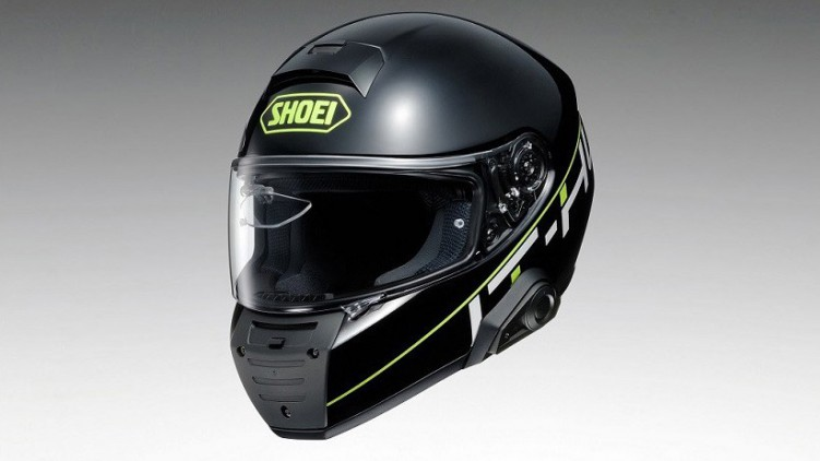 SHOEI NS WEST smart helmet