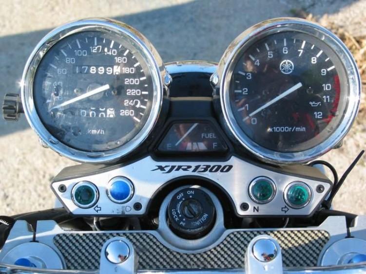Yamaha XJR 1300 4