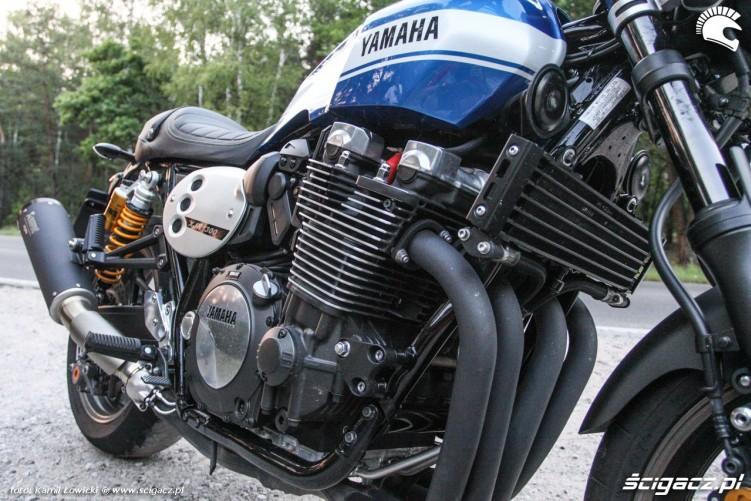 silnik przod Yamaha XJR 1300 Scigacz pl