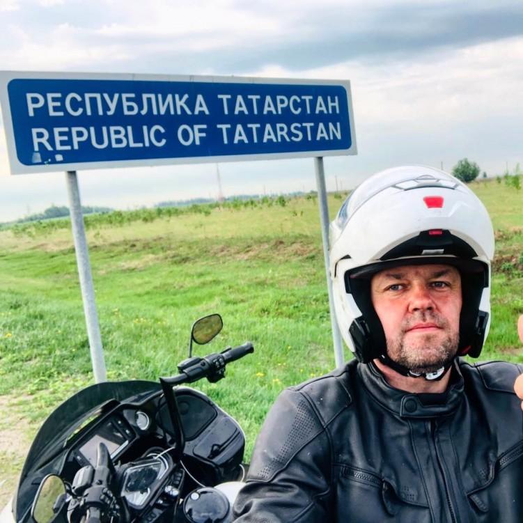 Harleyem przez Syberie 4