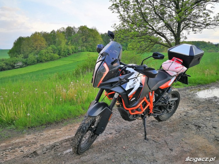 KTM 1290 Super Adventure R Beni test motocykla 06