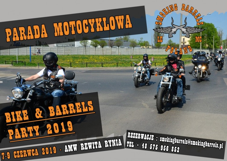 Bike and Barrels Party 2019