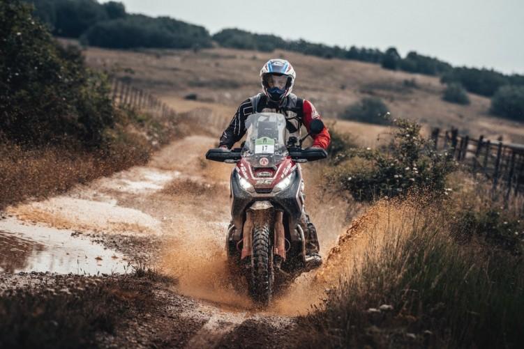 Honda X ADV Gibraltar Race