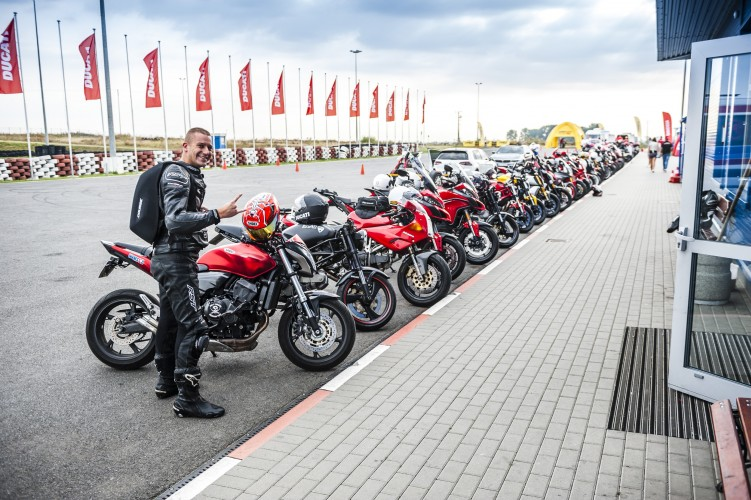 Baltic Ducati weekend 20193