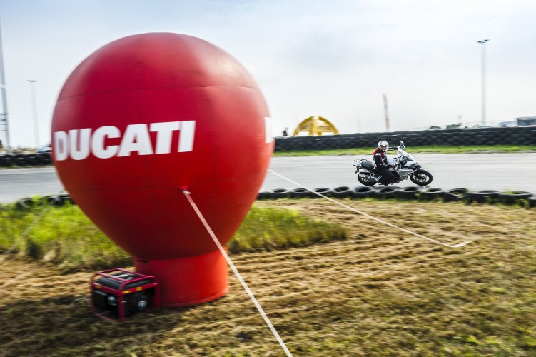 Baltic Ducati weekend 201931