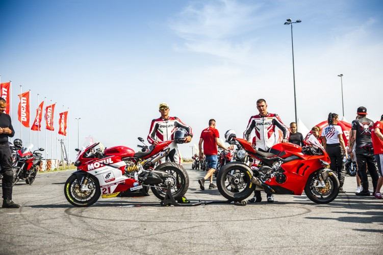 Baltic Ducati weekend 201936