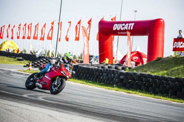 Baltic Ducati weekend 201939
