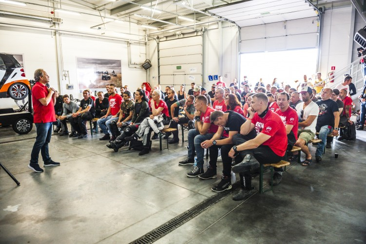 Baltic Ducati weekend 20198