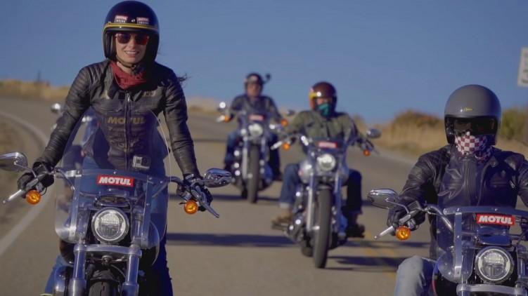 Wyprawa motocyklowa Motul Ameryka Tour