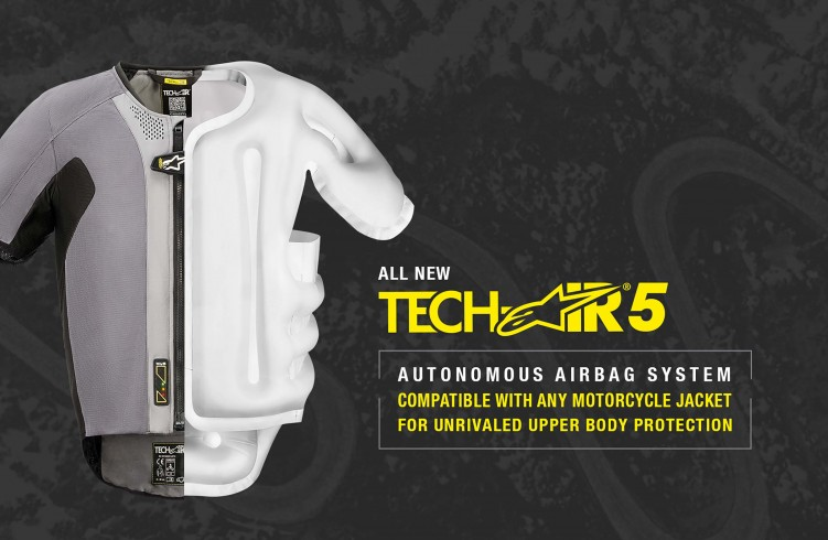 Alpinestars TechAir5 08