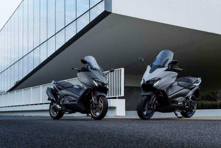 2020 yamaha tmax 560 dwa skutery