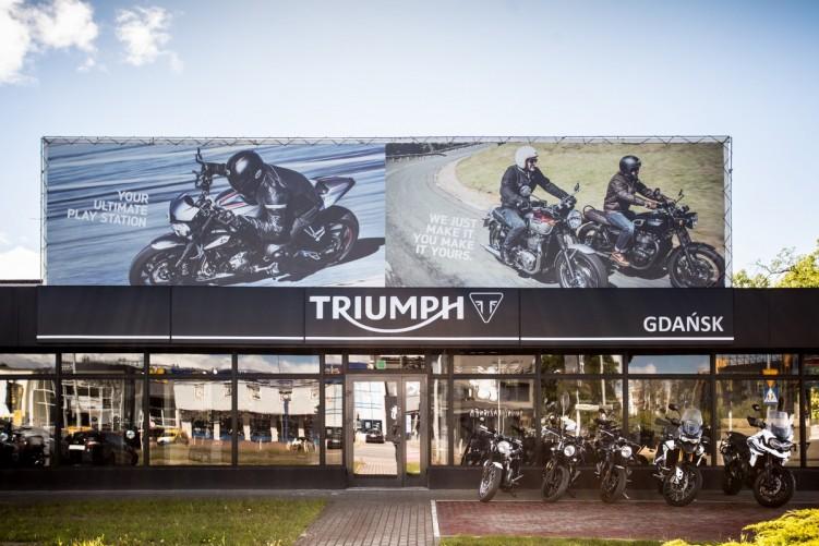 Salon Triumph Trojmiasto 1