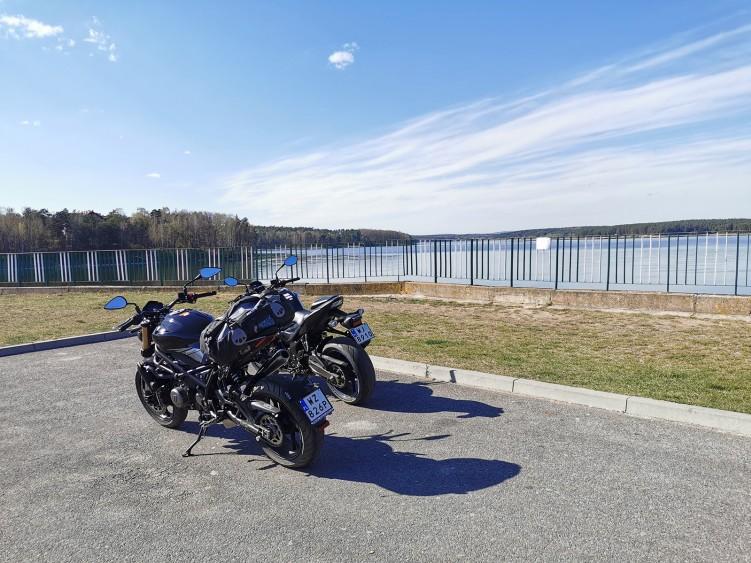 benelli suzuki jezioro chancza