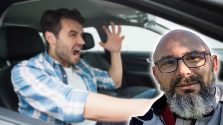 agresja drogowa motopomocni