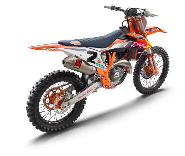 2021 KTM 450 SX-F Factory Edition: Specs, Price, Features